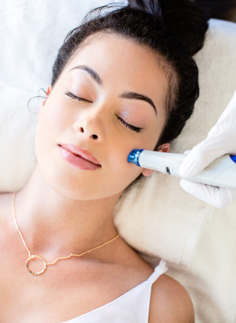 Hydrafacial MD Treatment